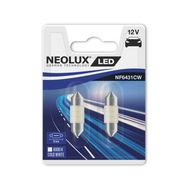 NEOLUX ≠  C5W  LED technology NF6431CW-02B (2 шт), фото 1