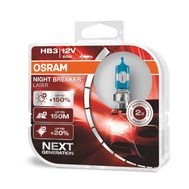 HB3 OSRAM  NIGHT BREAKER® LASER 9005NL - HCB (2 шт), фото 1