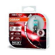 OSRAM HB4 NIGHT BREAKER LASER 9006NL-HCB (2 шт), фото 1
