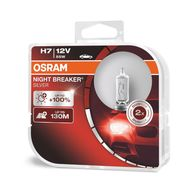 H7 OSRAM NIGHT BREAKER®SILVER 64210NBS-HCB (2 шт), фото 1