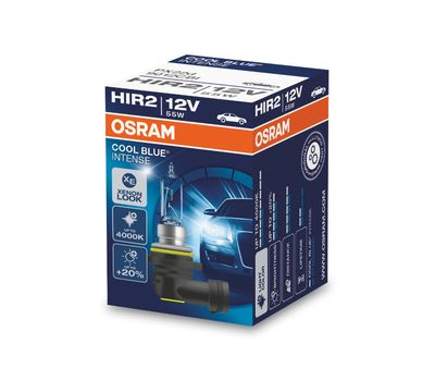 HIR2 OSRAM COOL BLUE® INTENSE 9012CBI, фото 1