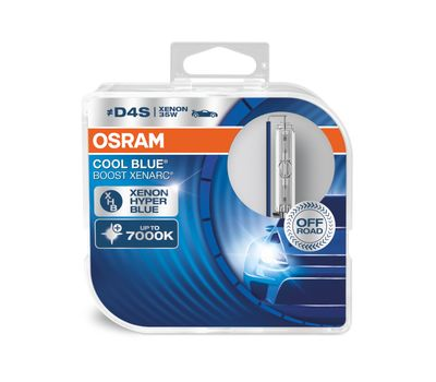 OSRAM D4S XENARC COOL BLUE BOOST 66440CBB-HCB, фото 1